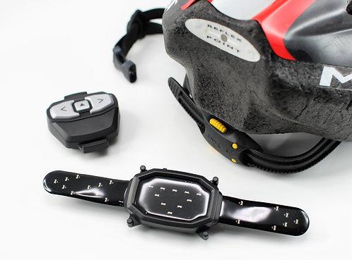 Bicycle Wireless Indicator for Helmet