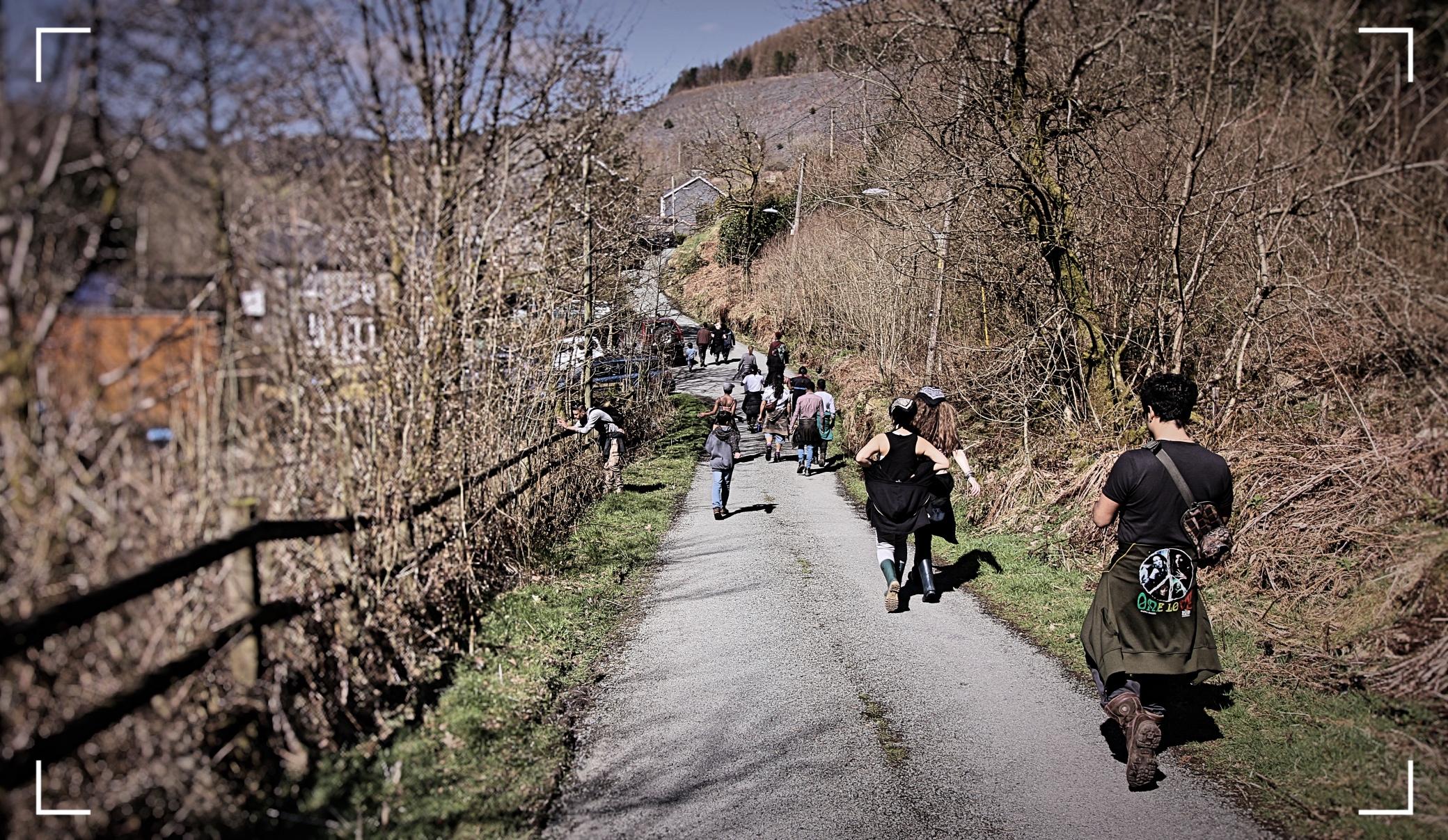 Group Walks_