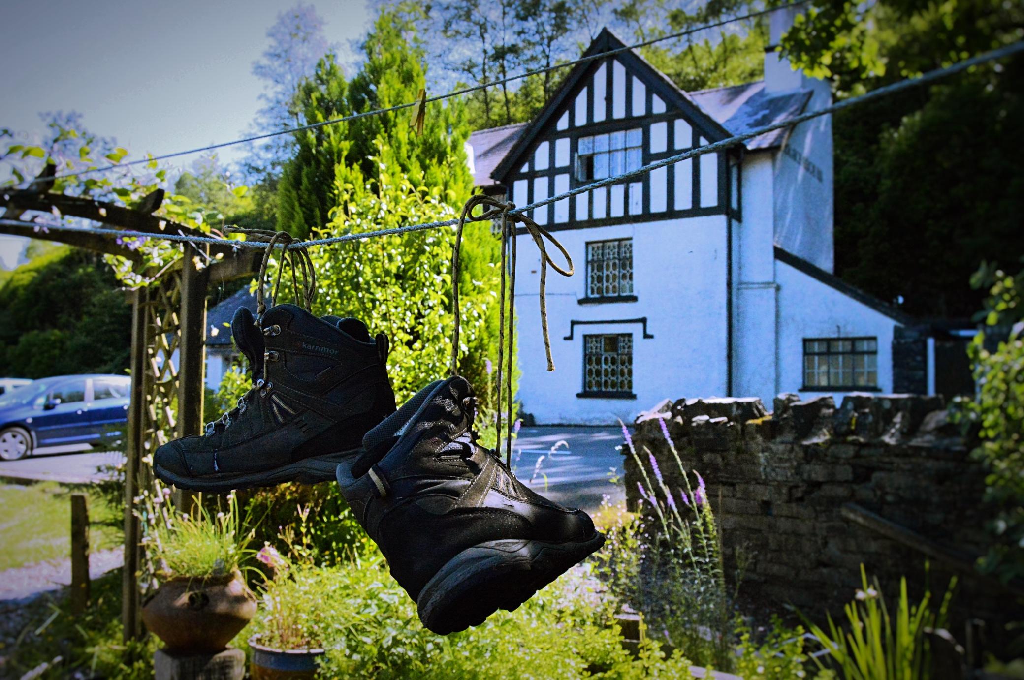 Braich Goch Walking Boots