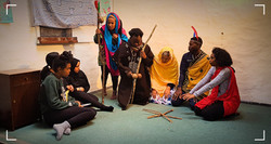 Nomad/ Easter Theatre Performance