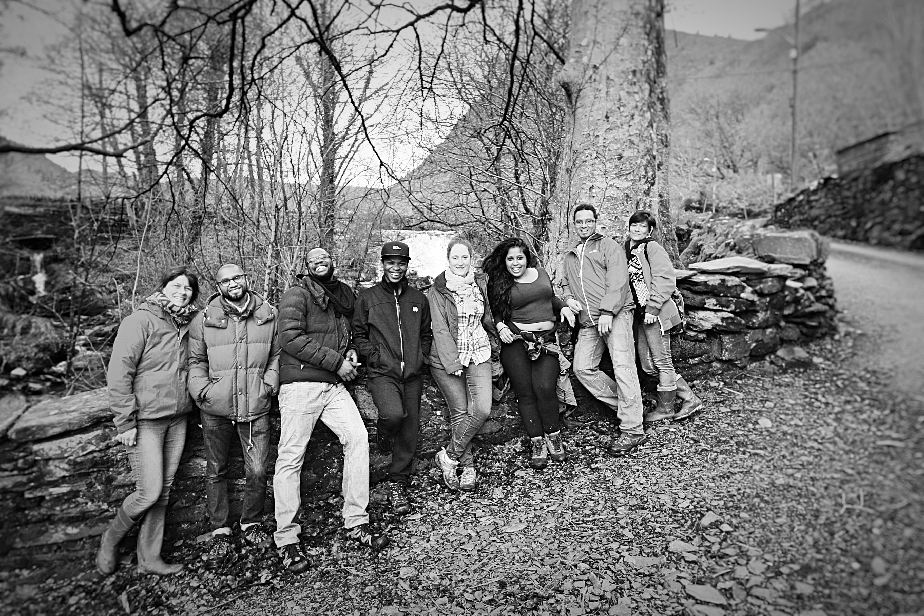 BG-RA & AMT Team / walks