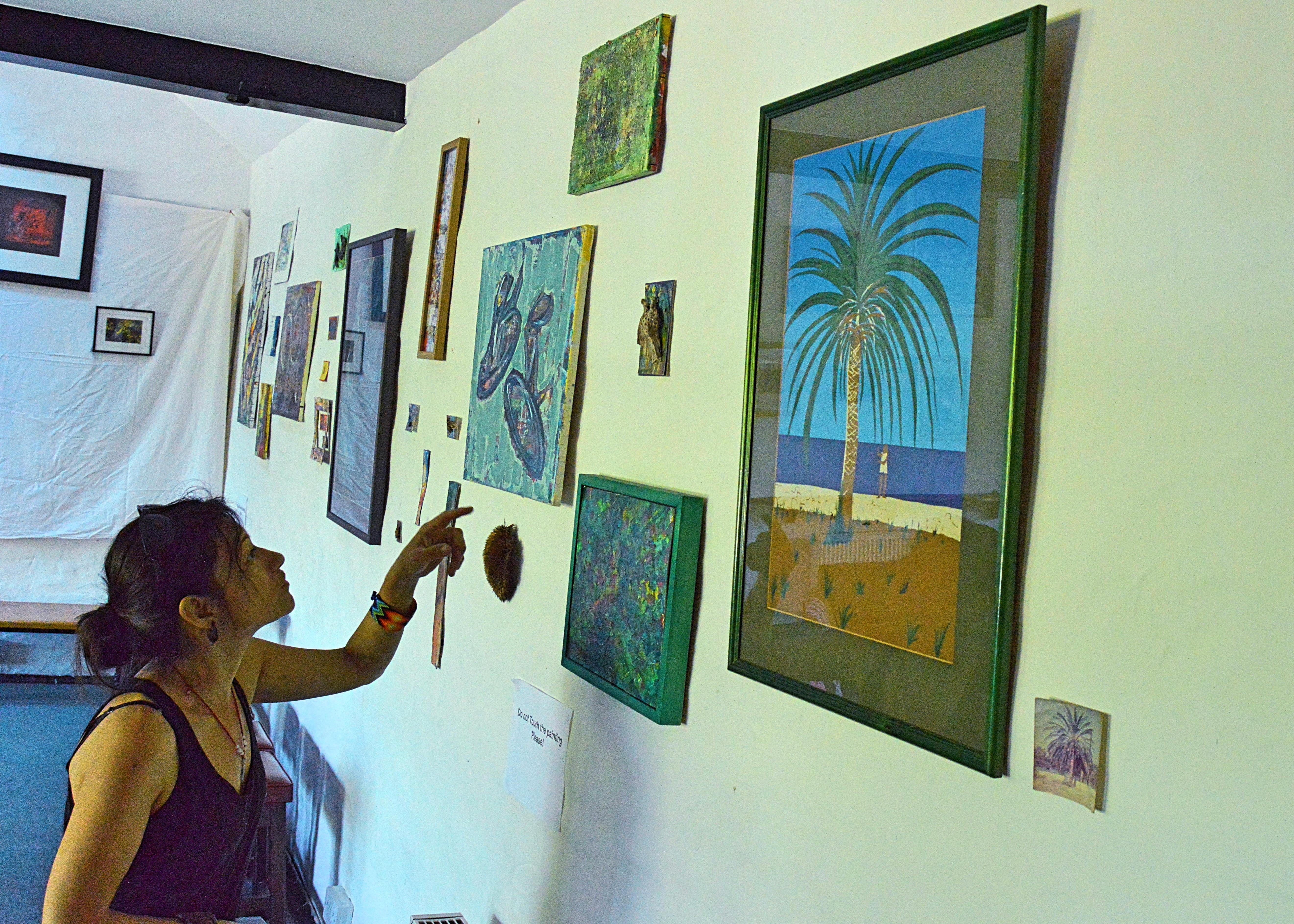 Braich Goch Art Exhibition