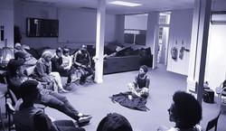 Solidarity hull / Theatre workshop