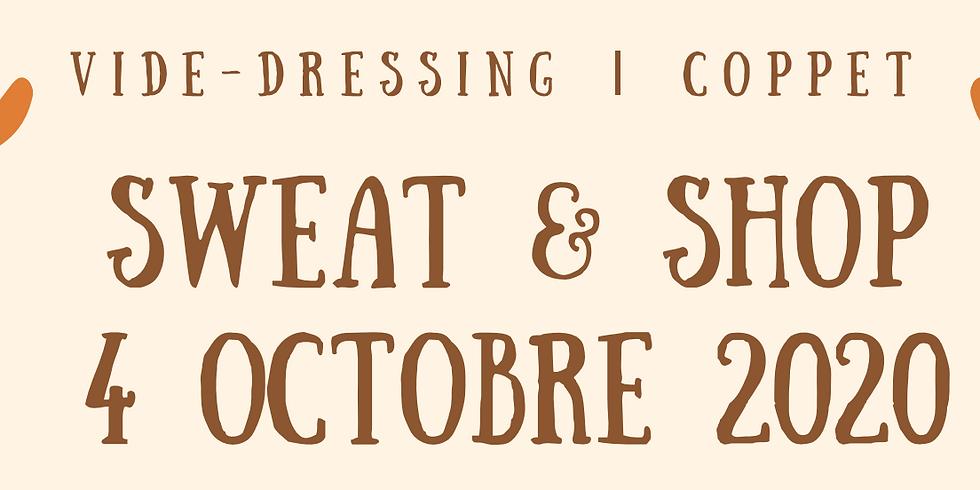 SWEAT & SHOP   Vide-dressing à Coppet