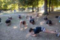 Plank never looked so fun 💋_Happy Friday! J-1 pour la _themudday_ch et je me réjouis de retrouver c
