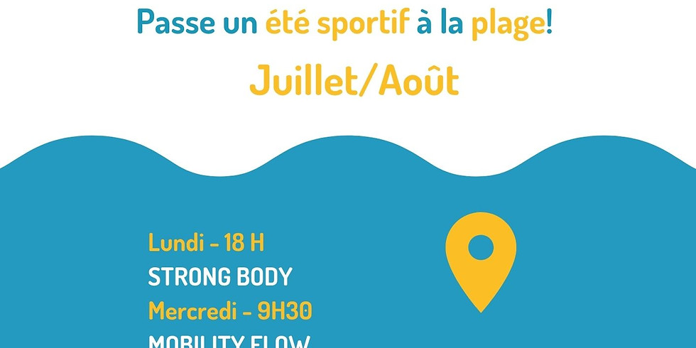 ACTIVE SUMMER IN COPPET !🏃♂️🏋️♀️🧘🏻♂️