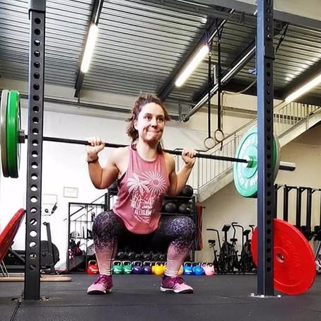 Recomposition corporelle ? Spoiler alert: le renforcement musculaire est la réponse.