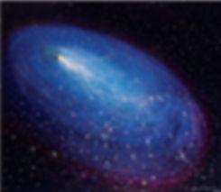 peinture-chemin-vers-la-lumiere-pulsar-emil-ciocoiu