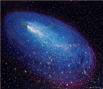 pictura-drum-spre-lumina-pulsar-emil-ciocoiu