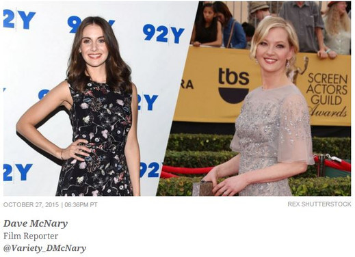 Alison Brie, Gretchen Mol Join Gerard Butler's 'The Headhunter's Calling'