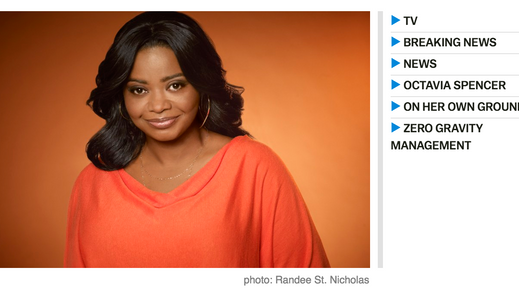 Octavia Spencer To Star In & Produce Madam C.J. Walker Limited Series For Zero Gravity