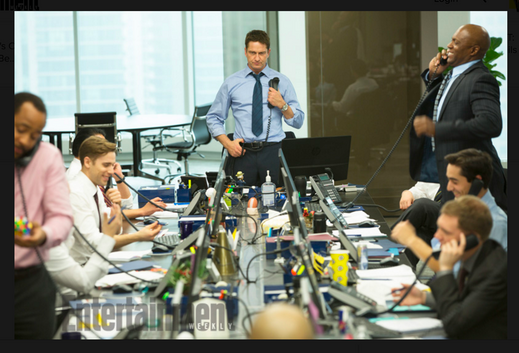Gerard Butler brings 'depth and heart' to The Headhunter's Calling — first look