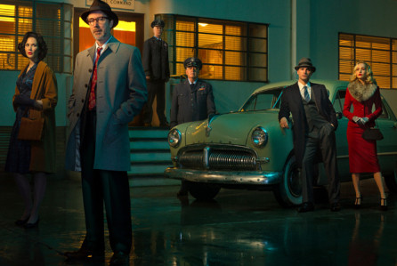 'Project Blue Book': History Reveals Premiere Date & Trailer for UFO Drama Series Created by ZG&