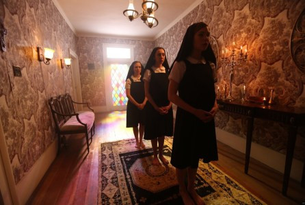Nunsploitation Horror 'St. Agatha' From Zero Gravity's Darren Lynn Bousman Gets U.S. Theatrical