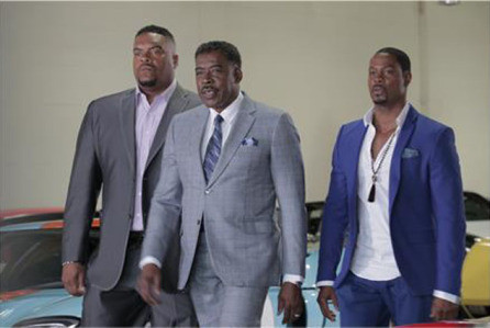 'Carl Weber's The Family Business' Movies Starring Zero Gravity's Ernie Hudson Acquired By BET T