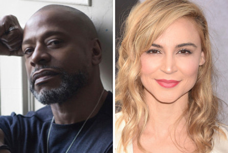 Sherman Augustus Signs With APA; Samaire Armstrong Inks With Zero Gravity Management