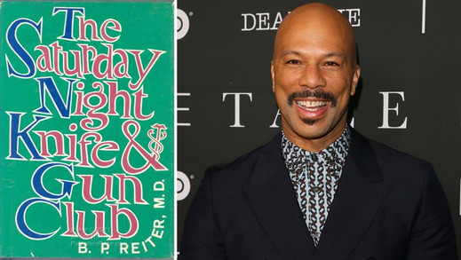 Common to Star in 'Saturday Night Knife & Gun Club' TV Series Written by Zero Gravity&#3