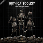 SSY047 Gothica Toolkit