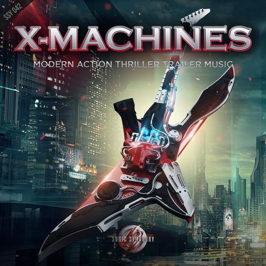 SSY042 X-Machines