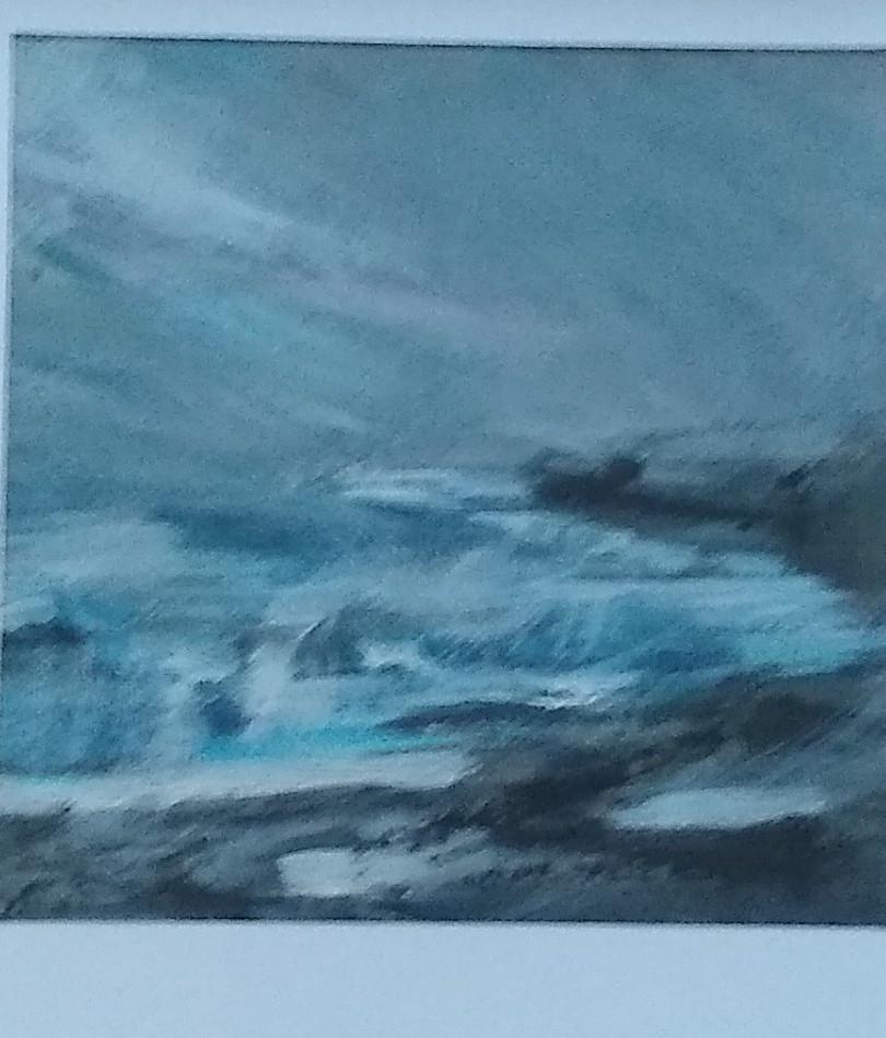 Ann Day 'Rough Coast'