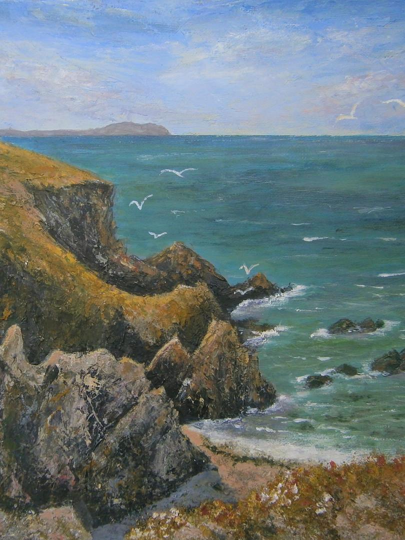 Natasha Etchells 'The Needles of Anglesey'