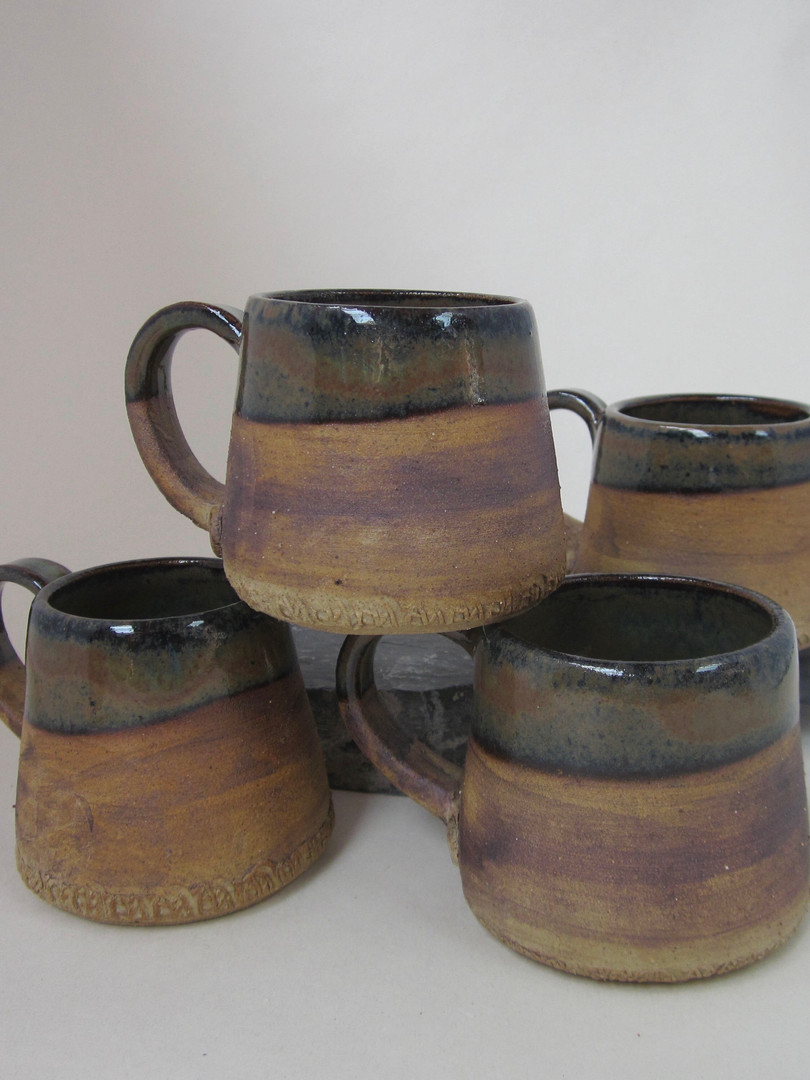 Jane Lelliot 'Expresso Mugs'