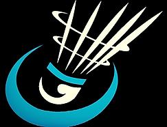 Logo de La Ligugéenne de Badminton | Club de badminton de Ligugé, 5km de Poitiers