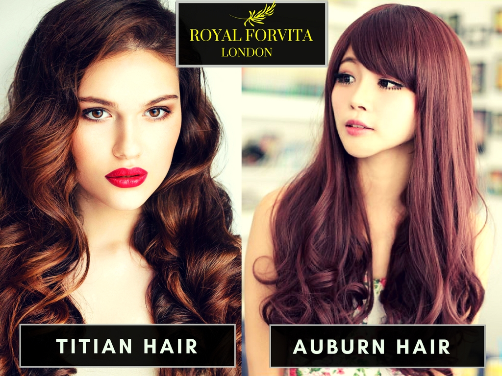 Interesting Facts About Hair Color Royal Forvita