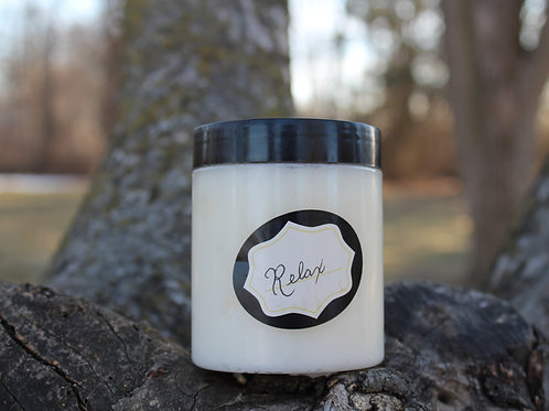 Relax (Eucalyptus and Lavender)