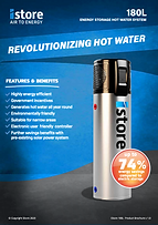 iStore Hot Water System Alice Springs
