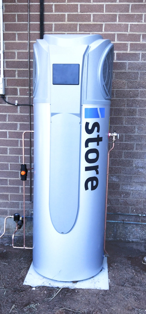 iStore Hot Water System