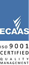 ECAAS Certification Mark - 9001 v3 Colou