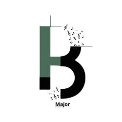 B-Major Vocal Group Logo Design | Illustrator skills / Graphic Design skills