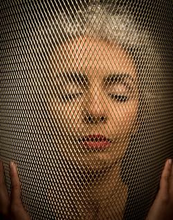 FATIMA HOM DAO par Delphine Chenu Portrait -8430