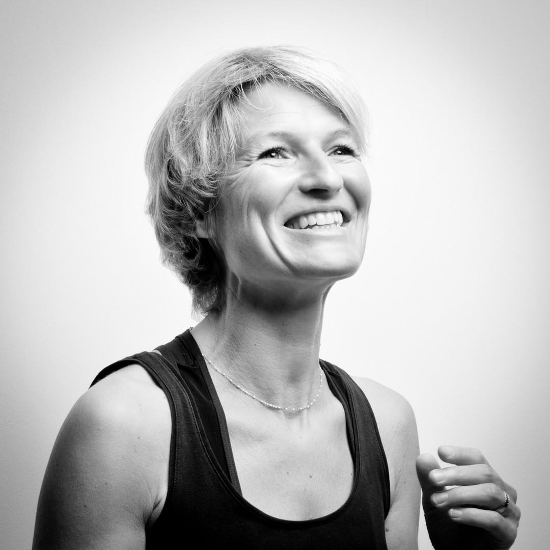 Stéphanie, kiné et yogi