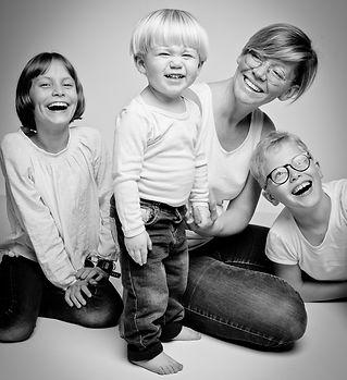 Famille Allart par Delphine Chenu Portra