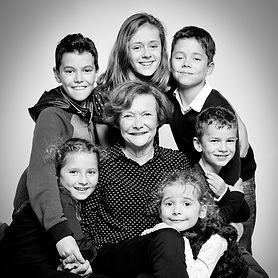Famille Arnaux par Delphine Chenu Portra