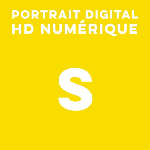 1 PORTRAIT HD NUMÉRIQUE TAILLE S