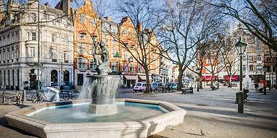 venus fountain sloane square