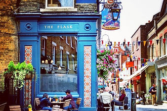 the flask camden