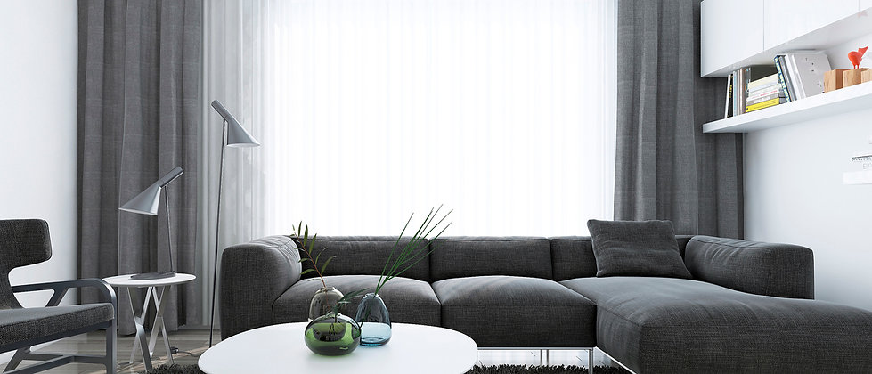 Living room curtain cleaning london