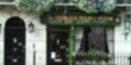 sherlock holmes museum baker street