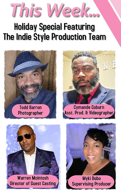 Copy of Indie Style with Production Team