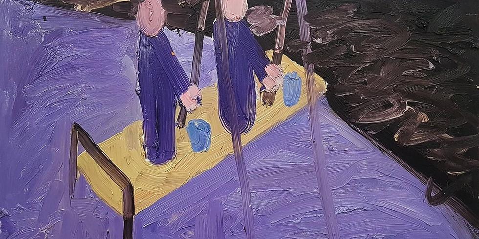 Naktinė meno degustacija sausio 24 d.