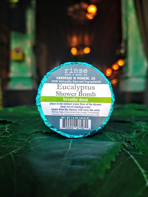Eucalyptus Shower Bomb