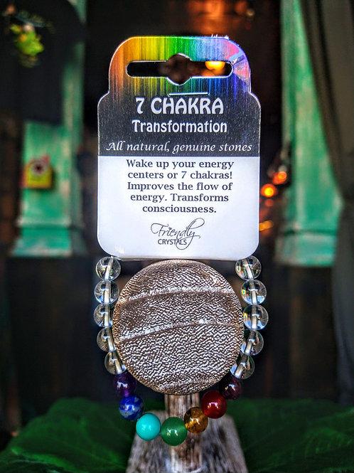 7 Chakra Power Bracelet