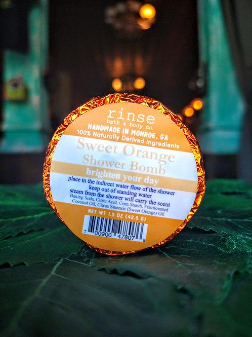 Sweet Orange Shower Bomb