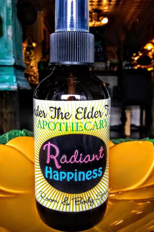 Radiant Happiness Spritzer