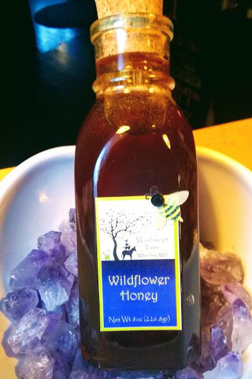 Knotweed Honey 8 oz