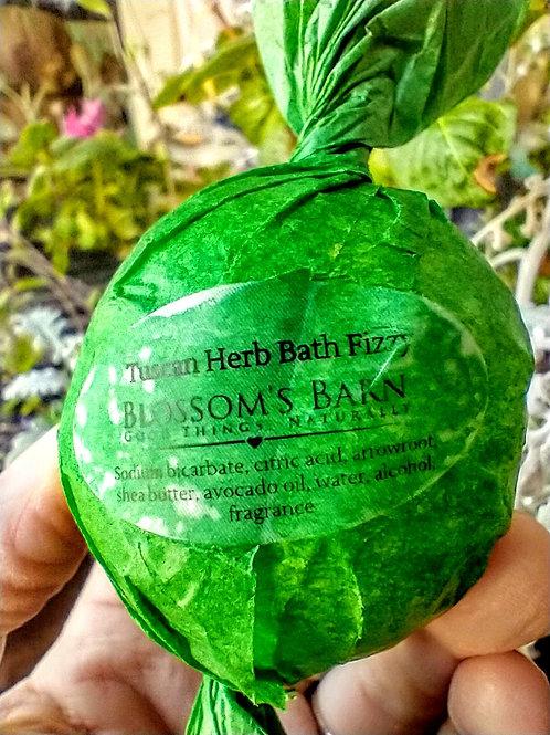 Tuscan Herb Bath Bomb